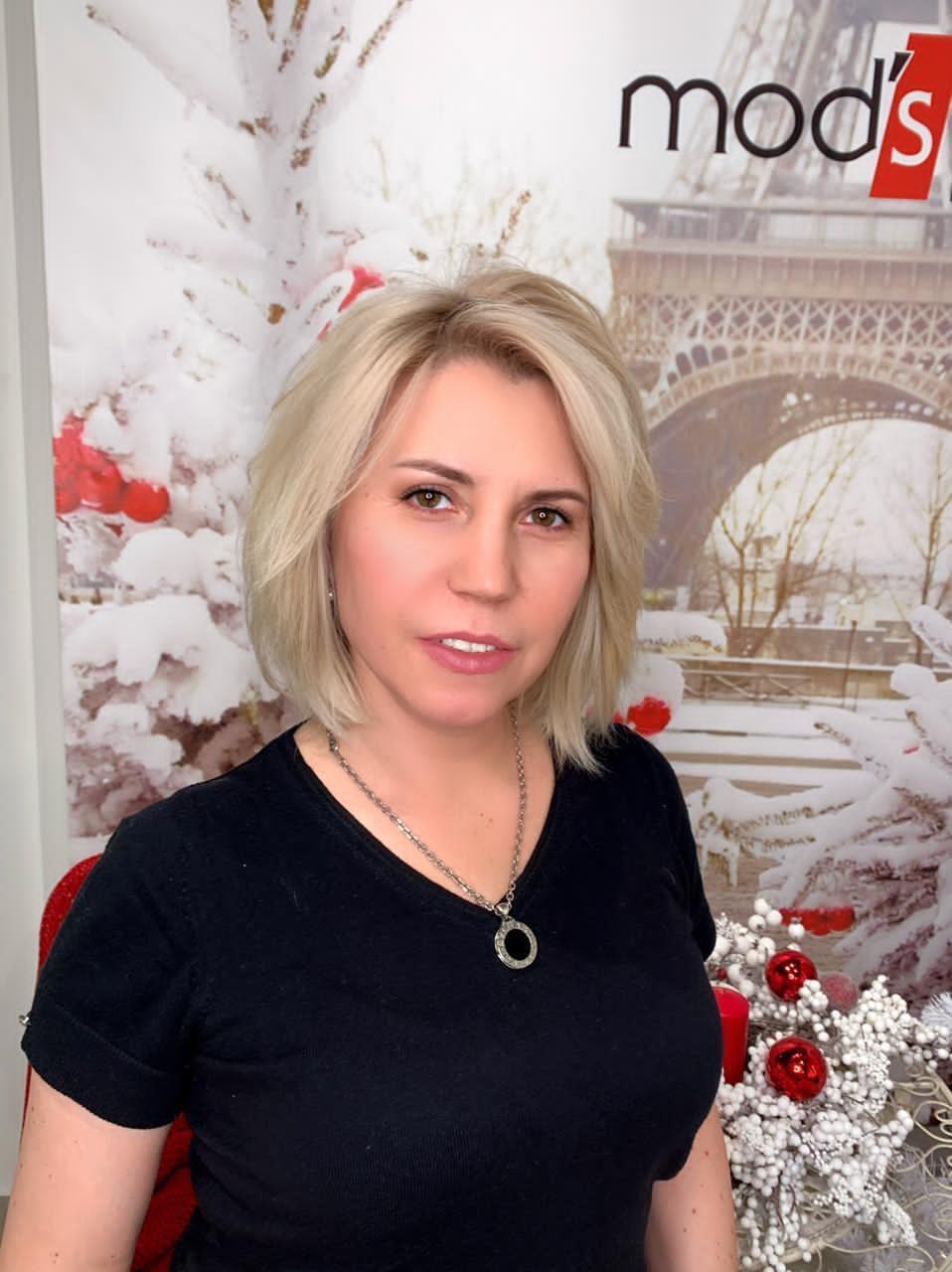 Артемьева Кира, стилист