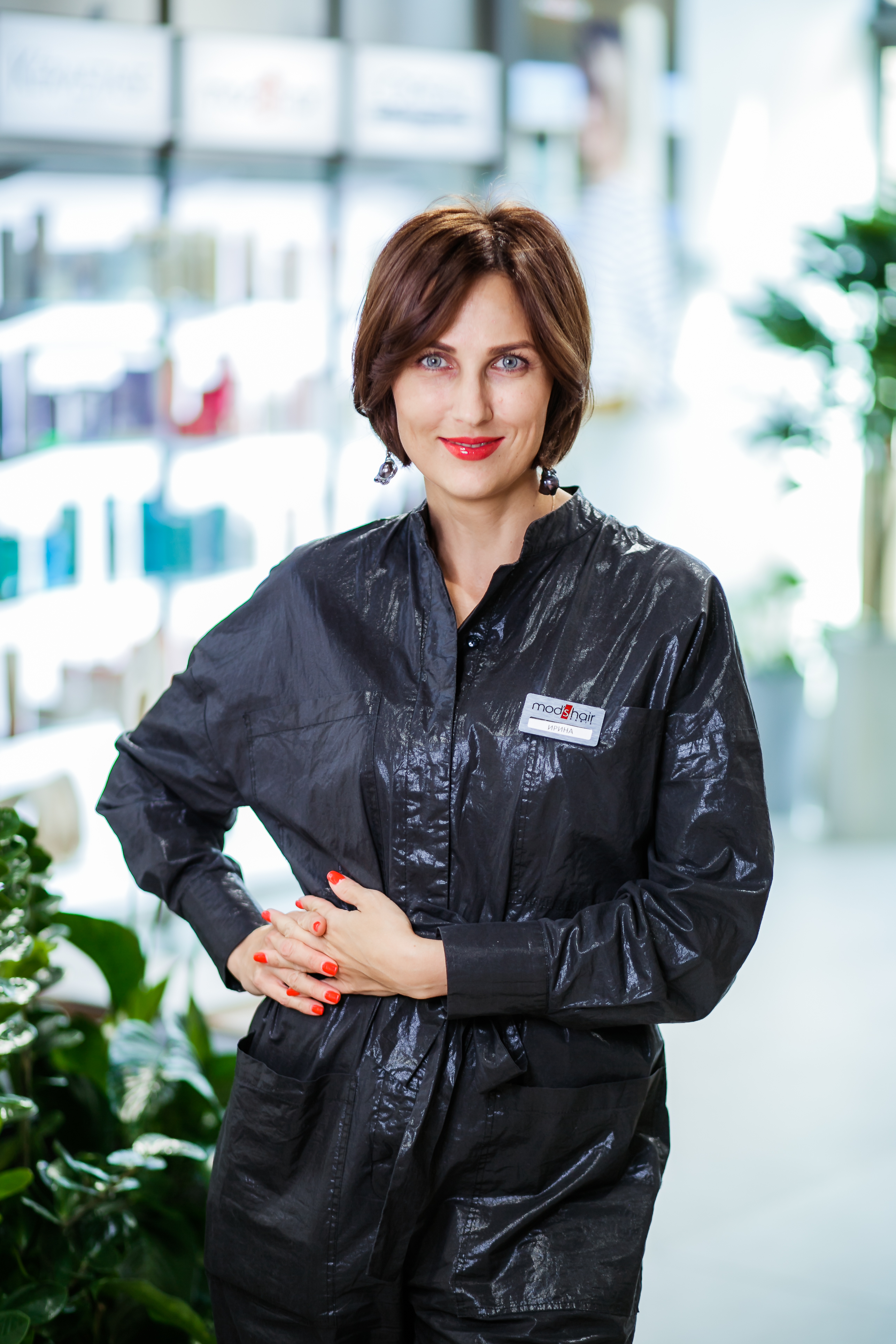 Ирина Ерешко, стилист