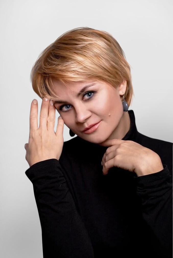 Иванченкова Татьяна, стилист