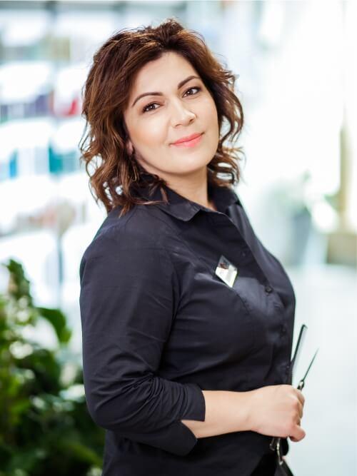 Альбина Романова, топ-стилист