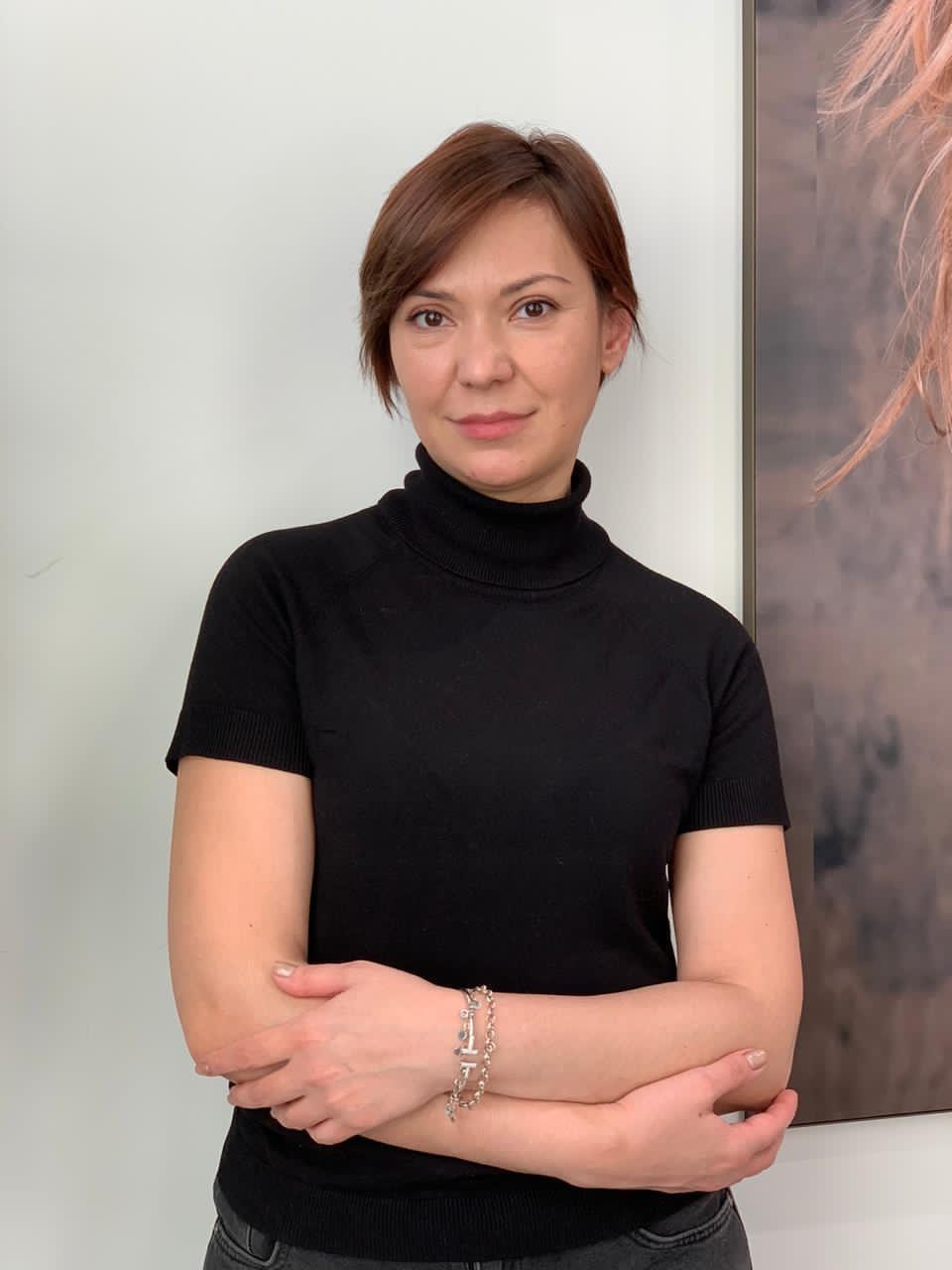 Ташмухамедова Лола, стилист