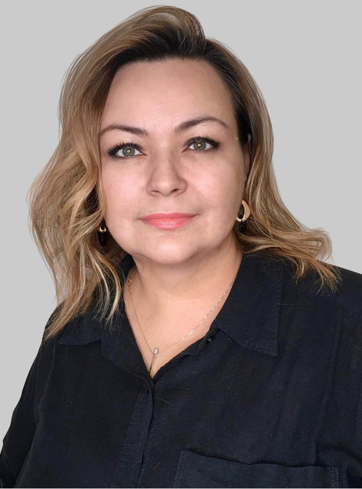 Чухланцева Юлия, стилист