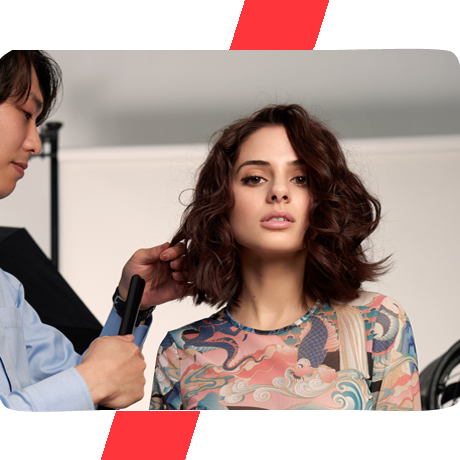 Обучение укладкам во французском стиле –создавайте total look в концепции Mod's Hair: